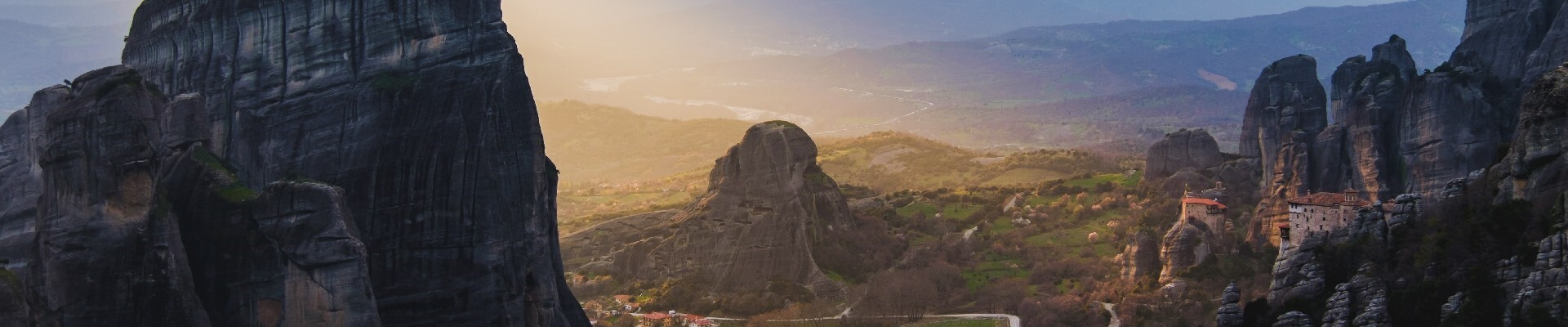 Classical Tour Greece – 4 Days with Meteora