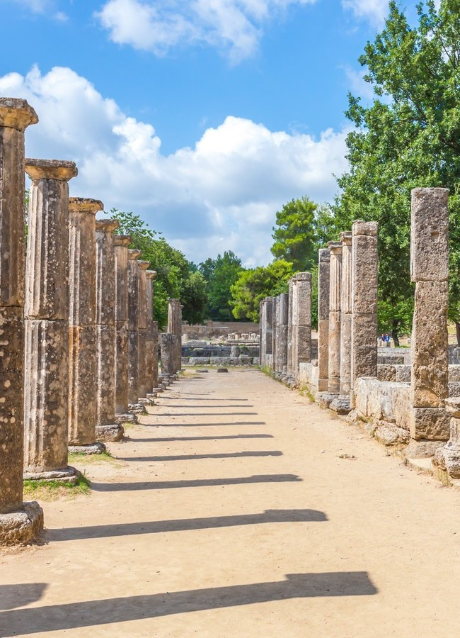 Ancient Olympia travel guide