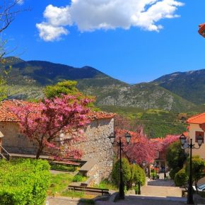 Arachova Delphi travel guide