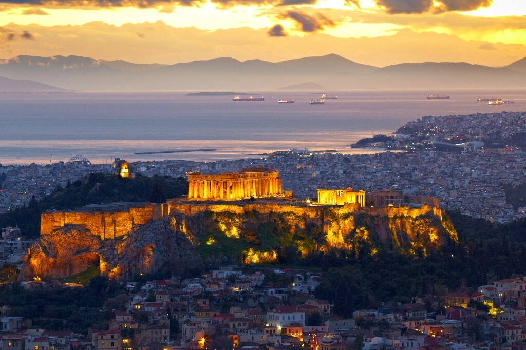 Night Out in Athens – Evening Tour