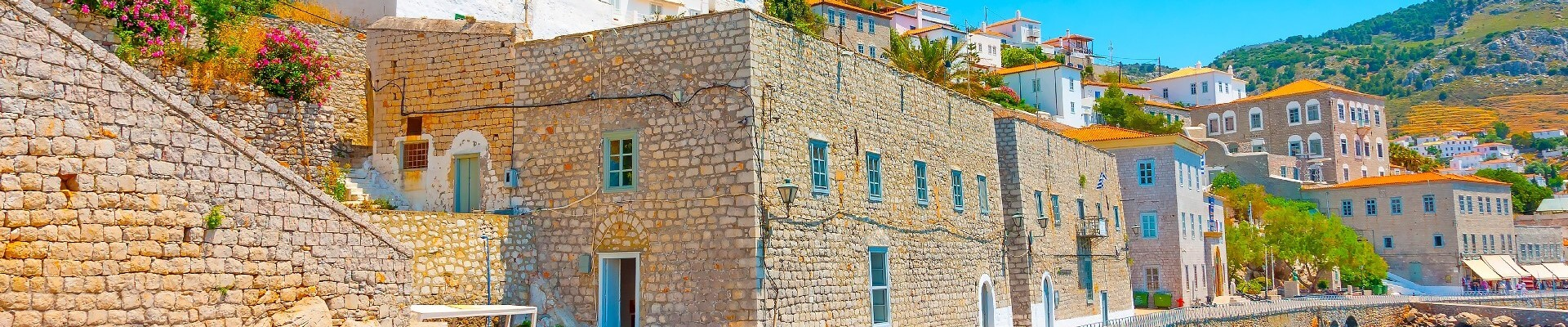 One Day Cruise: Hydra-Poros-Aegina