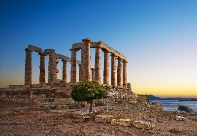 Athens City Tour and Cape Sounion