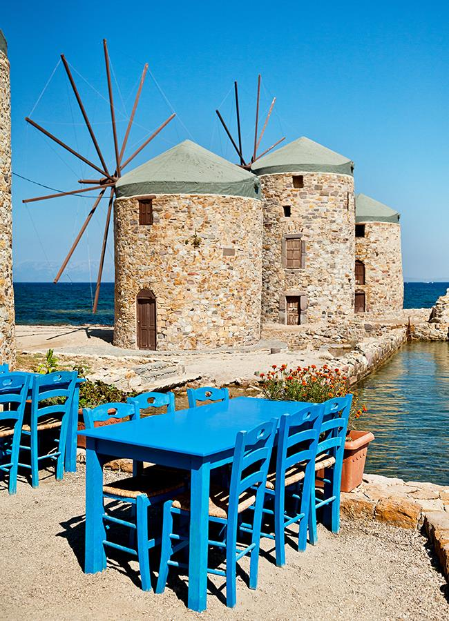 Chios travel guide