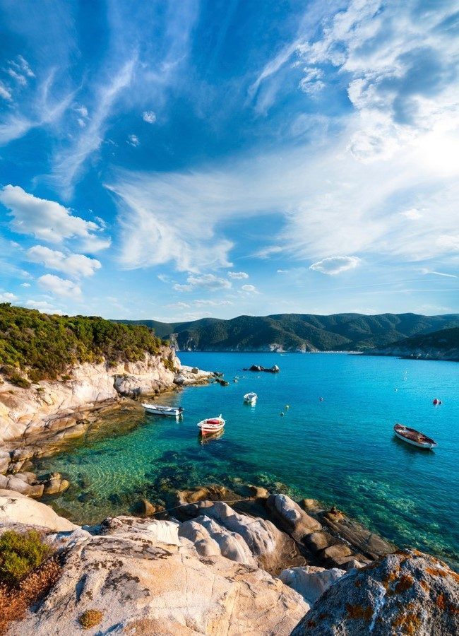 Chalkidiki travel guide