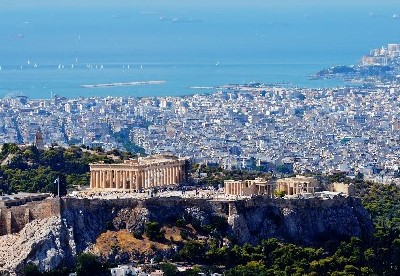 Winter holidays in Athens