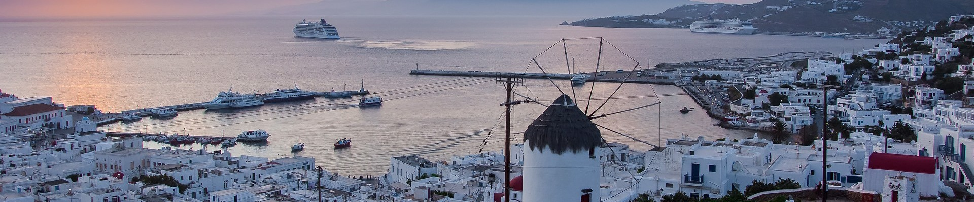 Mykonos City and Island Tour